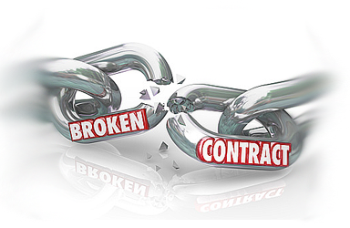 BREACH OF CONTRACT – a problem topic on the examination